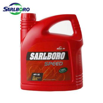 Engine oil Brand Sarlboro Speed SG 5W30 10W30 15W40 20W50 10w 40 engine oil