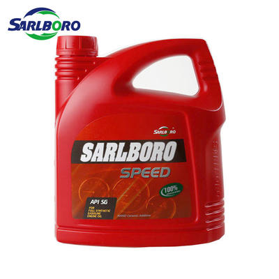 Engine oil Brand Sarlboro Speed SG 5W30 10W30 15W40 20W50 10w 40 engine oil