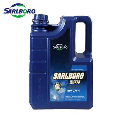 Sarlboro API CH-4 synthetic diesel engine oil SAE 5W30 lubricant