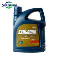 Sarlboro Forces High Performance Fully Synthetic lubricants 0W40 CJ-4 Diesel engine oil