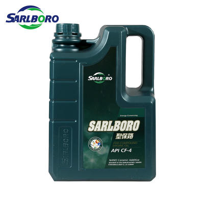Sarlboro 10w30 diesel engine oil API CF-4