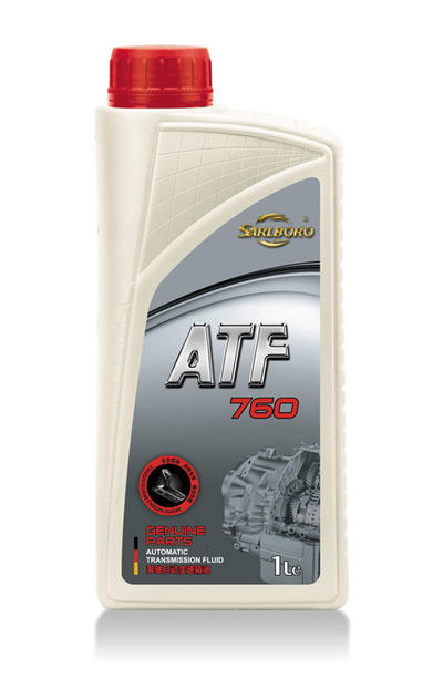 Sarlboro full sythetic for Mercedes, smooth shifting genuine parts ATF760 automatic transmission fluid