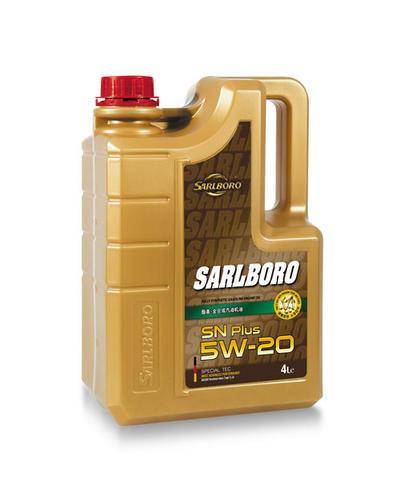 SARLBORO Ester Fully synthetic SN PLUS A5/B5 5W20 4L gasoline engine oil
