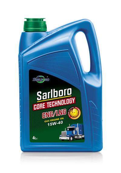 Sarlboro LNG/CNG gas engine oil L-800 L-900
