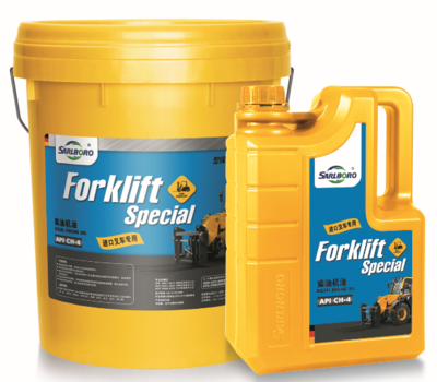CH-4 synthetic diesel engine oil forklift special